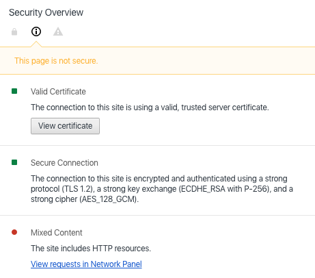 Secure SSL on WordPress